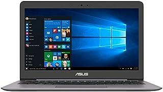 エイスース 13.3型ノートパソコン ASUS ZenBook UX310UQ クォーツグレー UX310UQ-7200