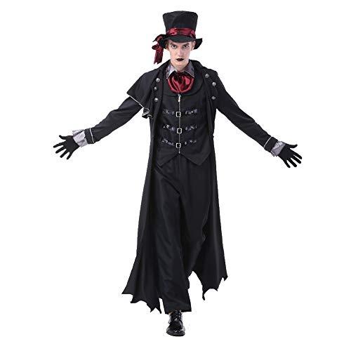 Disfraz De Conde Drácula,Male,M