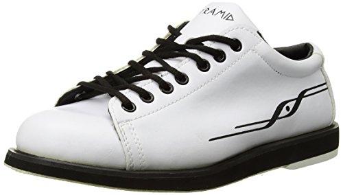 Pyramid Men's Ram White Bowling Shoes (10)