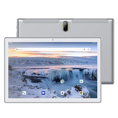 tablet portátil de 10,1 Pulgadas Android 9.0 HD 3GB RAM   32GB ROM escalable 128GB 4G Dual Card Dual Standby WiFi/Bluetooth/GPS 6000 MAH BATERÍA Smart