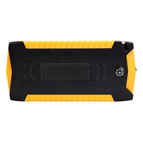 LPY-600A Peak 18000mAh Auto Jump Starter Akku Booster Portable Power Bank mit LED Licht und Smart USB Ausgang