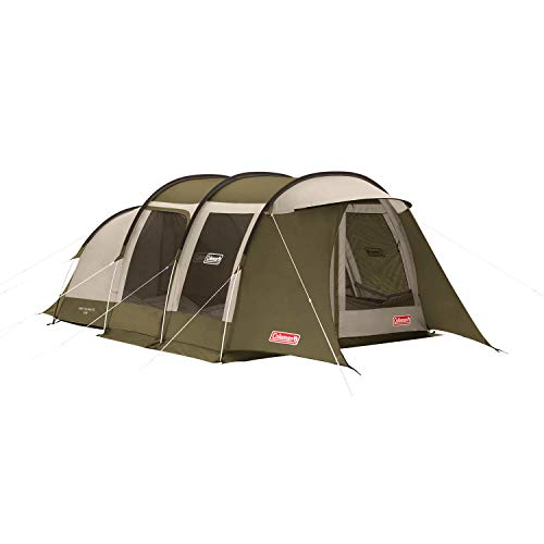 コールマン(Coleman) テント トンネル2ルームハウス LDX オリーブ/サンド スタートパッケージ 2000033801