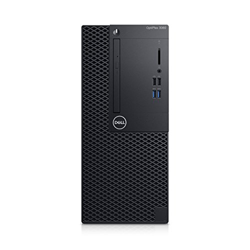 Dell DE/BTS/Opti 3060 MT/Core i5-8500/8GB/256GB SSD/Intel UHD 630/DVD RW/Kb/Mouse/260W/W10Pro/1Y Basic NB
