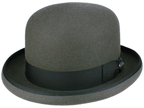 Mayser Homme Chapeau Melon Connor noir