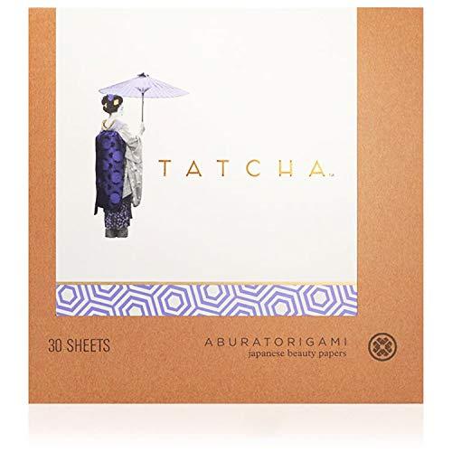Tatcha Aburatorigami Papeles Secantes - Belleza (30 hojas)