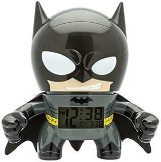 バットマン クロック 目覚まし時計 Batman 2020053 BULBBOTZ バルブボッツ 置き時計 [並行輸入品]
