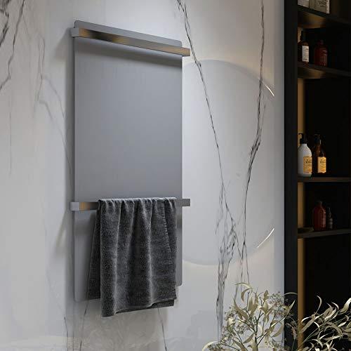 Kibath L468503 Toallero Secatoallas eléctrico de mural ENZ de gran superficie vertical...
