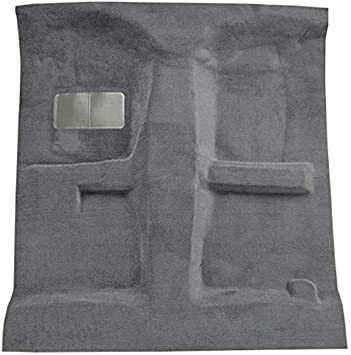 89-Early 95 827-Grey Plush Cut Pile ACC Replacement Carpet Kit for 1989 to 1995 Toyota Standard Cab Pickup Truck,