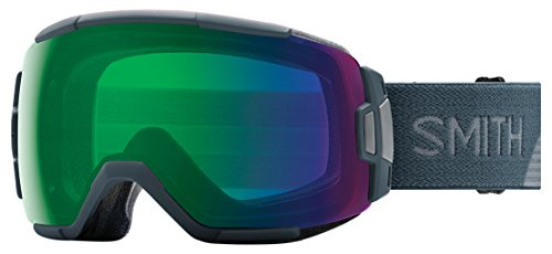 Smith Erwachsene Vice Skibrille, Thunder Spli, M