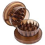 KAIXIN Caja de Cebo de Pesca, Impermeable Caja de Cebo Rota Caja contenedor de Cebo Caja de señuelos de Pesca Caja de Almacenamiento de plástico,...