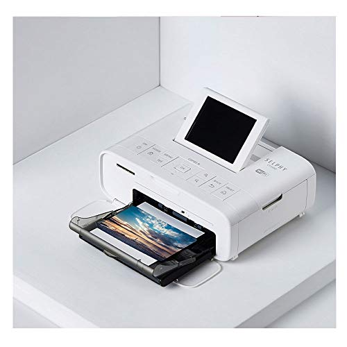 Idebirs kleine mobiele telefoon fotoprinter draagbare sublimatie mini wireless kleurendruk polaroid 1200 handkonto foto wasmachine Artifact camera printer, wit