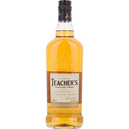 Teacher's HIGHLAND CREAM Blended Scotch Whisky 40,00% 0,70 Liter