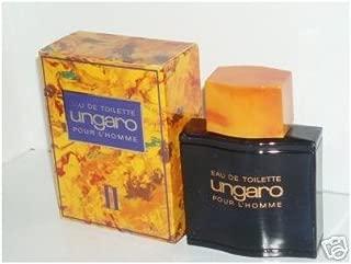 Ungaro II (Vintage) Pour L'Homme Men Cologne 2.5 oz Eau de Toilette Spray RARE