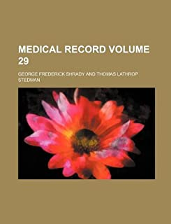 Medical Record Volume 29