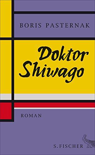 Buchseite und Rezensionen zu 'Doktor Shiwago: Roman (Fischer Klassik)' von Boris Pasternak