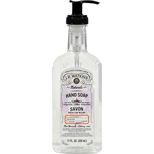 J. R. Watkins Liquid Hand Soap - Lavender - 11 oz - 2 pk