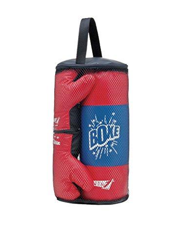 MANDELLI Junior, Set Junio 704600021 Pugilato E Boxe Gioco Sportivo Sport 447 Unisex Bambino, Multicolore, Altezza 40 cm
