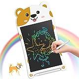 GUYUCOM Tavoletta Grafica Bambini da 8.5 Pollici,Lavagna Digitale per Bambini,Tavoletta Grafica LCD Animali Aggiornato,Lavagna Elettronica con Linee Luminose Colorate,Grande Lavagna Magica per Bambini