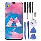 YCZLZ Téléphone écran pour Samsung Smartphone Affichage Ecran LCD Ecran Tactile et Digitaliseur Complet for Galaxy M30 (Noir) +...