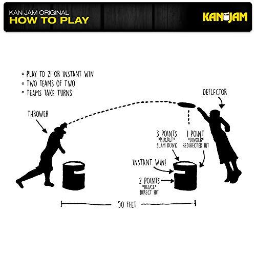 Kan Jam Original Disc Toss Game