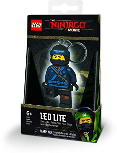 Lego 90078 Minitaschenlampe Ninjago Movie, Jay, 7,6 cm