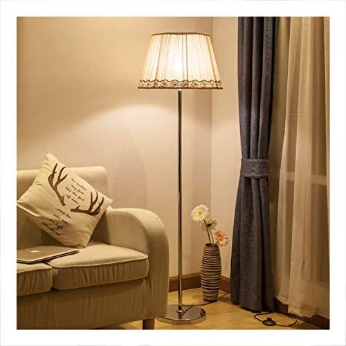 Ledvloerlamp, woonkamer slaapkamer nachtlampje, strakke minimalistische vloerlamp met afstandsbediening