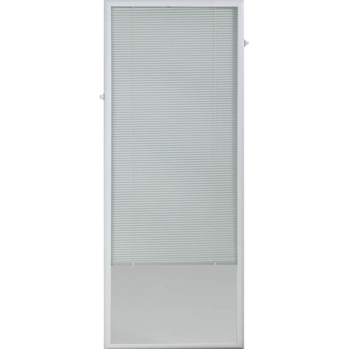 ODL Add On Blinds for Flush Frame Doors - Outer Frame Measurement 25' x 66'- Home Improvement - Easy to Instal, Use and Maintain - Innovative Window Shades in-Between The Glass Panels