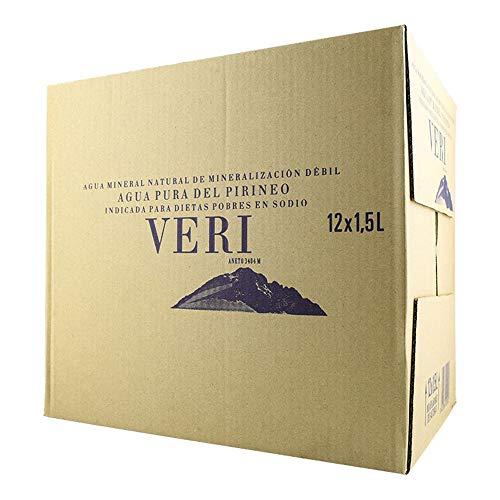 Veri, Agua Mineral Natural - Pack 12 x 1,5L …
