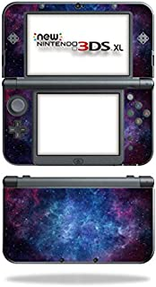 MightySkins Skin Compatible with Nintendo 3DS XL (2015) - Nebula | Protective, Durable, and Unique Vinyl Decal wrap Cover | Easy to Apply, Remove, and Change Styles | Made in The USA