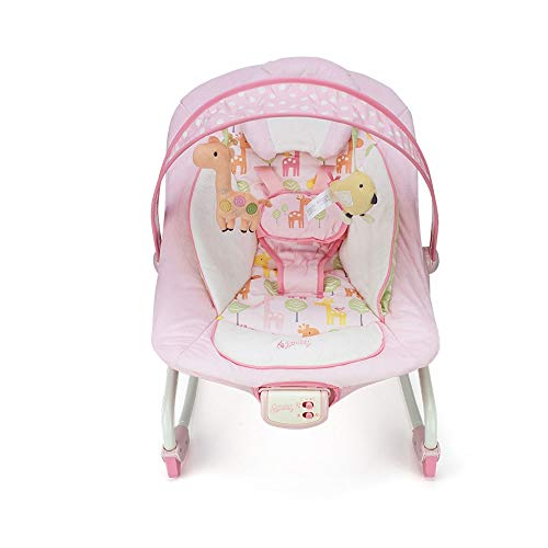 NXYJD Baby Baby Cuna Mecedora Silla vibratoria eléctrica para Que los niños apaciguen el Columpio de los niños