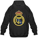 Man'S Popular Fashion Hoodies Sweatshirts Real Madrid Logo
