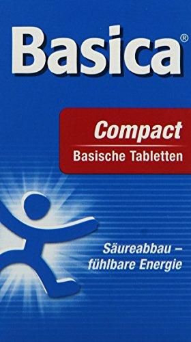 Basica Compact 120 Tabletten, 1er Pack (1 x 50g)
