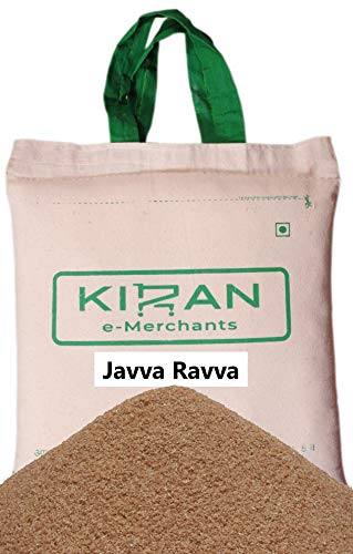 Kiran's Javva Ravva, Eco-friendly pack, 10 lb (4.54 KG)