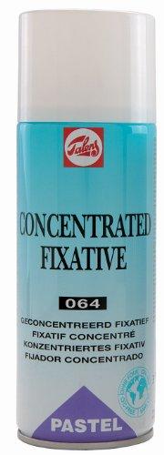 Talens - Spray fijador concentrado de 400 ml, modelo 064, para pastel.