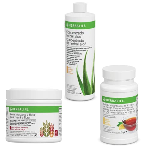Herbalife pack chupapanzas incluye : - herbalife te quemagrasa - aloe vera herbalife - fibra herbalife Productos herbalife.