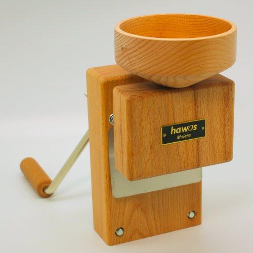 Hawos Molere Handgetreidemühle, ca. 25 g/min Weizen fein