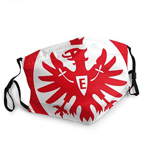 Maske Schutzmaske Bundesliga Eintracht Frankfurt Gesichtsmaske Wiederverwendbare Herbst Herbst Mund-Nasen Bedeckung Halstuch Bandana Maske Schal Herren Damen