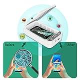 Zoom IMG-1 uv cell phone sanitizer portable
