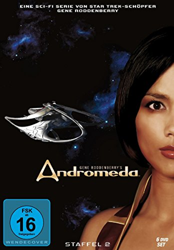 Gene Roddenberry´s Andromeda – Staffel 2 [6 DVDs]