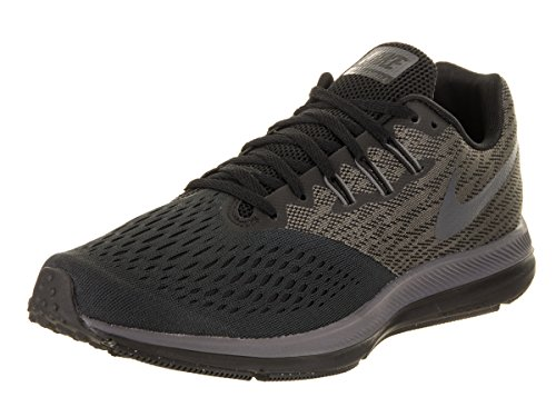 Nike Men's Running Shoes, Black Anthracite Black Dark Grey, 41