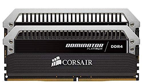 Corsair Dominator Platinum DDR4 32GB (2 x 16GB) C15 Arbeitsspeicher Kit 3000 MHz XMP 2.0