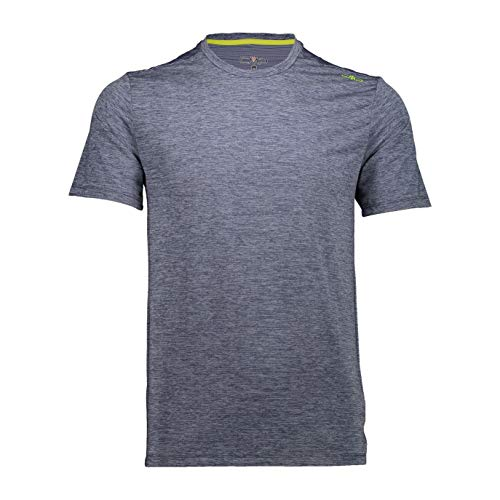 CMP Stretch with Antibacterial Treatment T-Shirt pour Homme S Cosmo