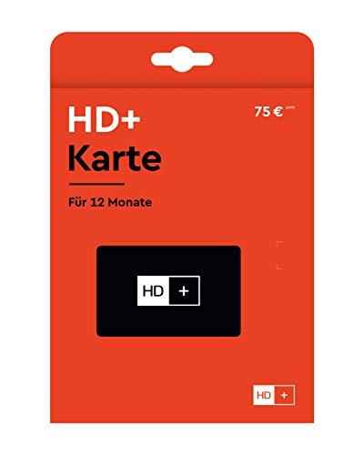 HD PLUS GmbH -  HD+ Karte für 12