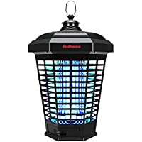 Redhouse Waterproof UV Light Portable Electric Mosquito & Bug Zapper