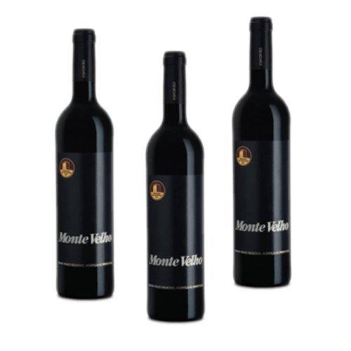 Monte Velho - Rotwein - 3 Flaschen