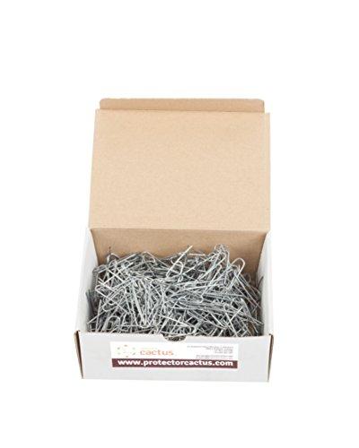 Easytied 30005 Caja de 500 Unidades de Grapas, M