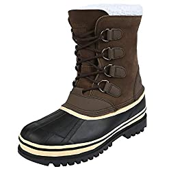 MEN'S BACK COUNTRY WATERPROOF PACK BOOT