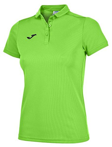 Joma 900247.020 Polo Sportswear, Vert Fluo, FR : L (Taille Fabricant : L)