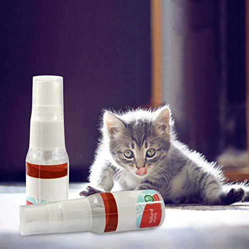 PowerBH natürliche Katzenminze-flüssige Spray-Langeweile-Lösung, zum der Katzen effektiv anzuregen und zu unterhalten