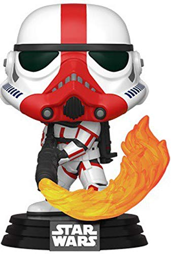 Funko Pop Stormtrooper Incinerador (Star Wars The Mandalorian 350) Funko Pop Star Wars
